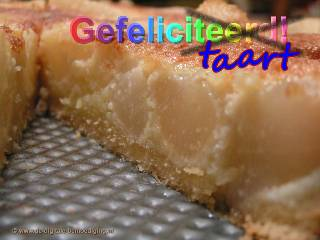 Gefelici-taart