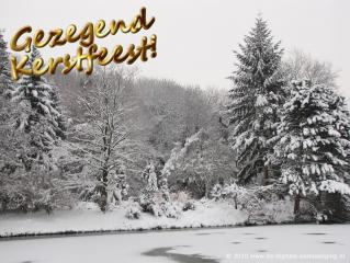 Gezegend Kerstfeest
