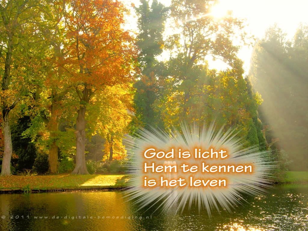 God is Licht