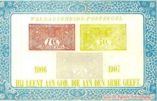 Postzegel goede doel