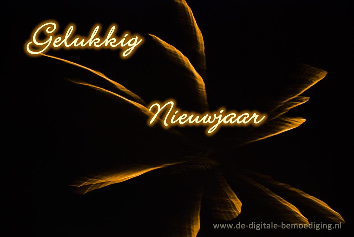 Gelukkig Nieuwjaar Vuurwerk Ecard Inspiratie Ecards Wallpapers